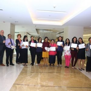 "Zweiter Zertifizierungs­workshop ""CHRD"" (Certified Human Resources Director) in Mumbai, Indien"