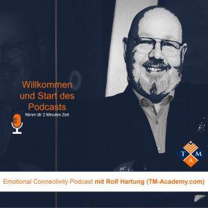 Willkommen und Start des Podcasts