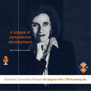 4 stages of competence development