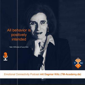 All behavior is positively intended