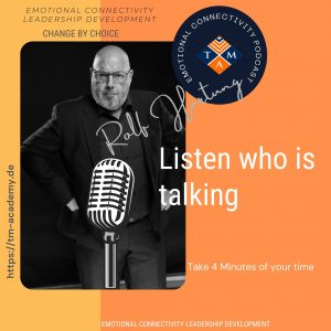 Listen to who is talking…
